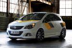Opel Corsa OPC Motorsport Paket 1.6 EcoTec Turbo Rennsemmel Sportler Opel Performance Center Front Seite