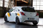Opel Corsa OPC Motorsport Paket 1.6 EcoTec Turbo Rennsemmel Sportler Opel Performance Center Heck Seite