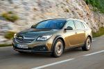 Opel Insignia Country Tourer Offroad Kombi SUV 2.0 SIDI Turbo BiTurboCDTI Allrad FlexRide eLSD Front Seite