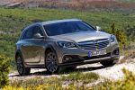 Opel Insignia Country Tourer Offroad Kombi SUV 2.0 SIDI Turbo BiTurboCDTI Allrad FlexRide eLSD Front