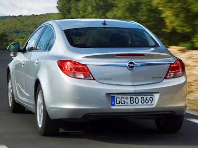 Opel Insignia ecoFlex 2011