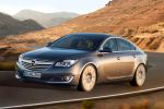 Opel Insignia Facelift 2013 2.0 CDTI Diesel 1.6 2.0 SIDI Turbo 1.4 LPG Autogas Infotainment Touchpad Front Seite
