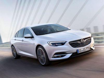 Opel Insignia Grand Sport 2017 Limousine IntelliLux LED Matrix Licht Drive Mode Standard Sport Tour Allradantrieb Torque Vectoring IntelliLink Infotainment Smartphone App OnStar Internet 4G LTE WLAN