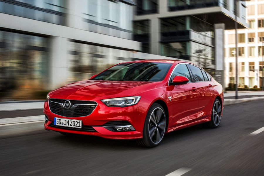 Opel Insignia Grand Sport Test Der Preis F 252 R Die Opc Line Speed Heads