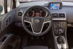 Opel Meriva 2014 1.6 CDTI ecoFlex Turbo Flüsterdiesel Van FlexSpace FlexRail FlexDoors FlexFix IntelliLink Infotainment Interieur Innenraum Cockpit