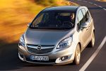 Opel Meriva Facelift 2014 1.6 CDTI 1.4 Turbo LPG Automatik ActiveSelect Van FlexSpace FlexRail FlexDoors FlexFix IntelliLink Infotainment Front