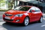 Opel Astra 1.6 SIDI Ecotec Spark Ignition Direct Injection Front Seite Ansicht