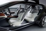 Opel Monza Concept 2013 Sportcoupe Infotainment Konnektivität Effizienz Zukunft Smartphone Internet Vernetzung Display LED Projektor Range Extender 1.0 SIDI Turbo Dreizylinder Elektromotor Interieur Innenraum
