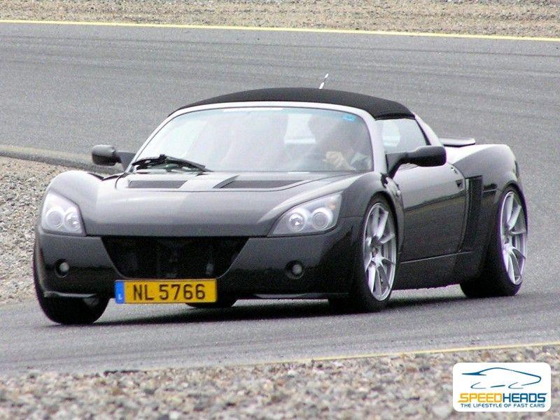 opel speedster. Opel Speedster Kompressor