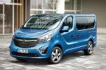 Opel Vivaro Tourer Paket Irmscher Combi Doppelkabine Kastenwagen Großraumlimousine Shuttle Familienvan Front Seite