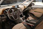 Opel Zafira Tourer 1.6 CDTI ecoFlex Turbo Diesel Kompakt Van Minivan Lounge Flex7 FlexRide FDI FCA AFL APA SBSA Interieur Innenraum Cockpit