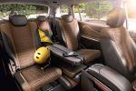 Opel Zafira Tourer 1.6 CDTI ecoFlex Turbo Diesel Kompakt Van Minivan Lounge Flex7 FlexRide FDI FCA AFL APA SBSA Interieur Innenraum Fond Rücksitze