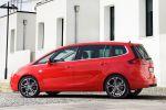 Opel Zafira Tourer 2.0 BiTurbo CDTI ecoFlex Diesel Minivan Lounge Flex7 FlexRide FDI FCA AFL APA SBSA Seite Ansicht