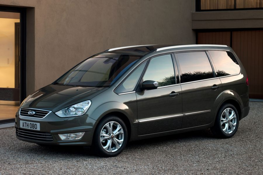 Ford S Max Und Galaxy Mit Neuen Details Ins Modelljahr 2012