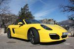 Porsche Boxster S 2012 Test - porsche boxster s pdk 981 3.4 roadster sportwagen sechszylinder boxermotor sport chrono paket plus pasm pc front seite ansicht