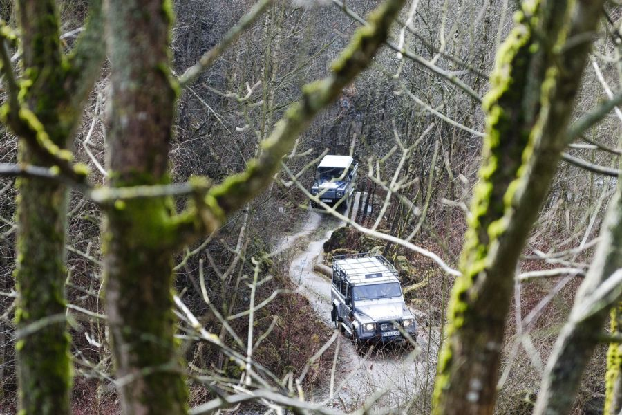 Land Rover Experience Tour 2013 Extremer H 228 Rtetest Beim