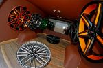 Oxigin Ford F-150 V8 Ratte Rost Rad Felge OX18 Concave Tuning Laderaum Innenraum Interieur