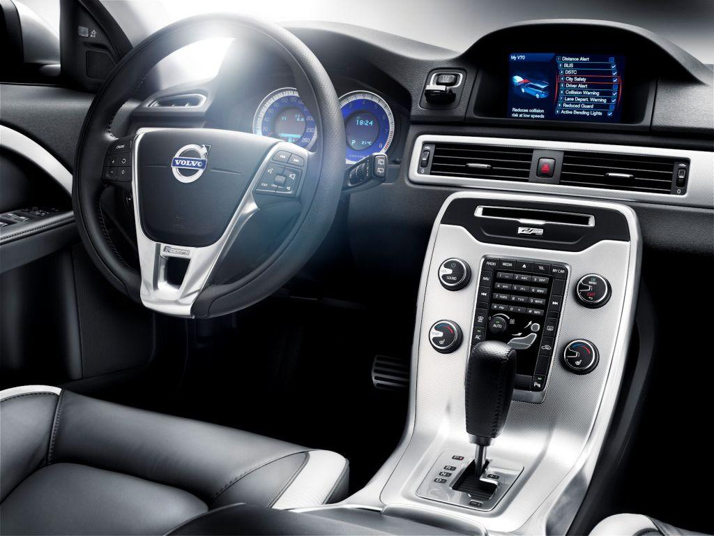 Volvo v70 r design die sportlichen reize eines familien for Innenraum design programm kostenlos