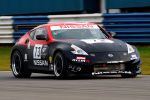 Nissan GT Academy 2012 Gewinner Sieger Peter Pyzera Silverstone Racecamp Sony Playstation Gran Turismo Training Front Seite Ansicht