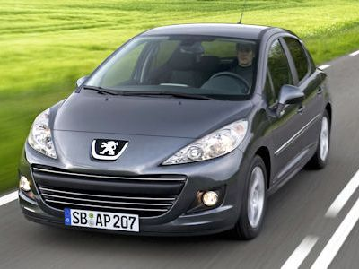 peugeot 207 neue modellgeneration mit effizienter frische seite 5 speed heads. Black Bedroom Furniture Sets. Home Design Ideas