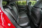 peugeot 308 allure 1.6 THP 155 test - kompaktklasse kompaktwagen turbo premium i-cockpit connect apps internet fahrbericht probefahrt interieur innenraum rücksitze fond