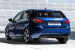 Peugeot 308 GT 2015 Sportversion THP 205 Turbo BlueHDi 180 Driver Sport Pack i-Cockpit Connect Apps Smartphone Coyote Heck