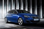 Peugeot 308 GT 2015 Sportversion THP 205 Turbo BlueHDi 180 Driver Sport Pack i-Cockpit Connect Apps Smartphone Coyote Front Seite