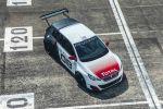Peugeot 308 Racing Cup Rennwagen Rennversion Peugeot Sport 1.6 THP Front Seite