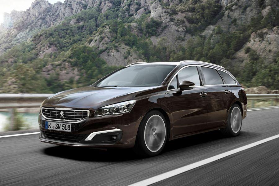 Peugeot 508 Franzosen Geben Vollgas Top Diesel Wird Gunstiger