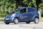 Peugeot iOn Elektroauto EV Batterie Lithium Ionen Akku Garantie Connect SOS Front Seite