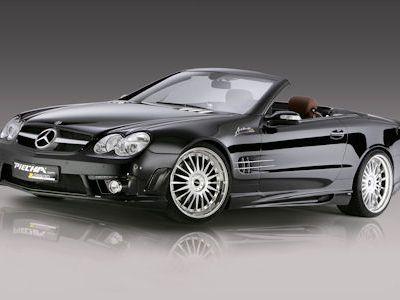 Piecha Mercedes SL Avalange RS: Die betont dynamische Modernisierung