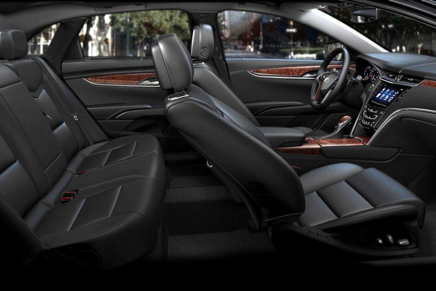 Cadillac Xts Auch Ohne Hybrid Antrieb Ein Trendsetter Speed Heads