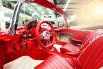 Pogea Racing Chevrolet Corvette C1 6.2 V8 LS3 Interieur Innenraum Cockpit