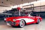 Pogea Racing Chevrolet Corvette C1 6.2 V8 LS3 Front Seite Ansicht