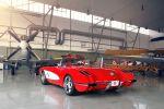 Pogea Racing Chevrolet Corvette C1 6.2 V8 LS3 Heck Seite Ansicht
