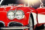 Pogea Racing Chevrolet Corvette C1 6.2 V8 LS3 Frontscheinwerfer