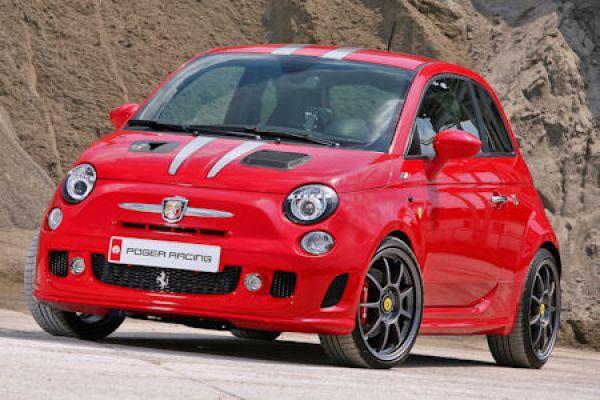 Pogea Fiat 500 Ferrari Dealers Edition Vom Teufel Getrieben Speed Heads