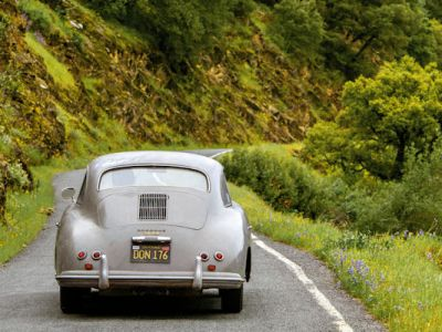 Porsche 356 Matt Hummel Scheunenfund Patina Oldtimer