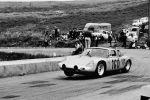 Porsche 718 GTR Coupe Targa Florio 1963 Mittelmotor Turbo Vierzylinder Boxermotor Front Seite