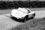 Porsche 718 RS 60 Spyder Rossfeld-Bergrennen 1961 Mittelmotor Turbo Vierzylinder Boxermotor Front Seite