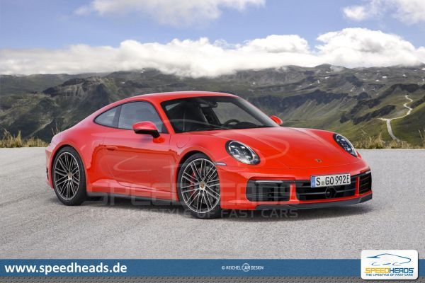 neuer porsche 911 modell 2019 porsche car. Black Bedroom Furniture Sets. Home Design Ideas