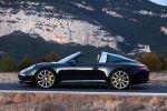Porsche 911 Targa 4S 2014 991 Allrad Offenfahren Überrollbügel 3.8 Boxermotor PDK Sport Chrono Paket Sport Plus PDCC PASM PTV Torque Vectoring Seite