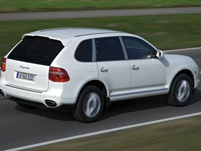 Porsche Cayenne 3.0 TDI Turbo Diesel V6 Audi SUV Tiptronic S