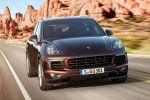 Porsche Cayenne Diesel Facelift 2015 Sport SUV PCM PASM Sport Chrono Paket PAS Surround View Front Seite