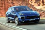 Porsche Cayenne S Diesel Facelift 2015 Sport SUV PCM PASM Sport Chrono Paket PAS Surround View Front Seite