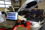 Posaidon Mercedes-Benz E 63 AMG RS 850 V8 Biturbo Tuning Leistungssteigerung Performance Front Seite Motor Prüfstand