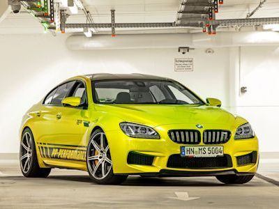 PP-Performance BMW M6 RS800 Gran Coupe F13 4.4 V8 TwinPower Turbo viertüriges Coupe Tuningkit Leistungssteigerung Jimmy Pelka