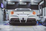 PP-Performance Ferrari F12 Berlinetta 6.3 V12 Leistungssteigerung Tuning BMC Race Filter FI Exhaust Catless Abgasanlage Jimmy Pelka Heck
