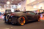 Praban Lamborghini Gallardo Twin Turbo Turbonetics GTK 650 Turbolader Inconel Trial MV-S Wastegate Synapse Blow Off Ventile BMC F1 Twin Air Luftfilter GReady Profe B Iron Ductile Laufbuchse Heck Seite