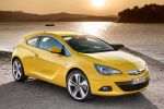Opel Astra GTC Gran Turismo Coupe 2.0 CDTI Turbo Diesel 1.4 1.6 Turbo HiPerStrut FlexRide AFL ILR Edition Innovation Front Seite Ansicht